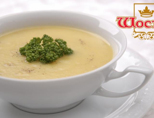 Как приготовить сырный суп-пюре