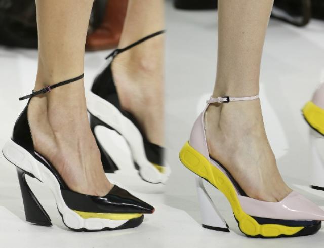 Спортивные туфли Christian Dior