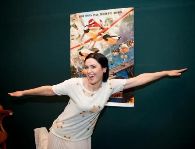 Людмила Барбир озвучила новый мультфильм Disney
