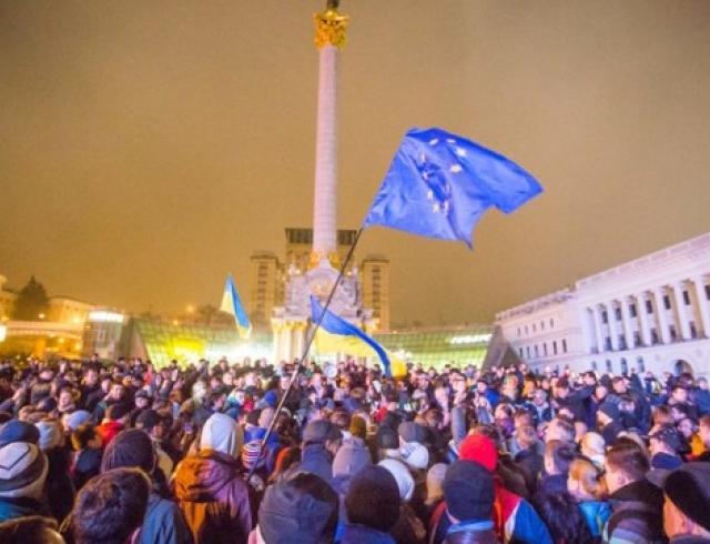 Сергей Лозница представил нашумевший фильм Майдан в Киеве