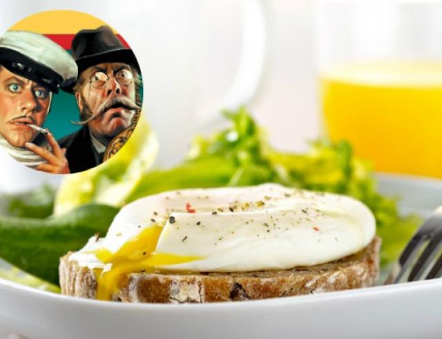 Любимые блюда любимых литературных героев