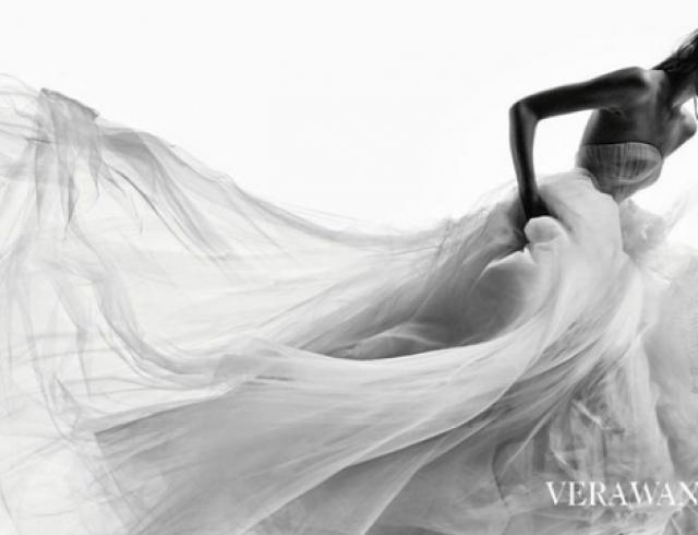 Рекламная кампания свадебной коллекции Vera Wang осень-зима 2014-2015