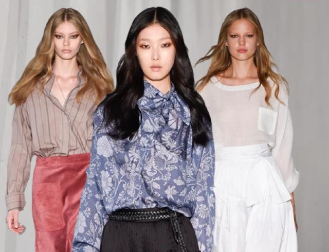 Неделя моды в Нью-Йорке: Jill Stuart, весна-лето 2015