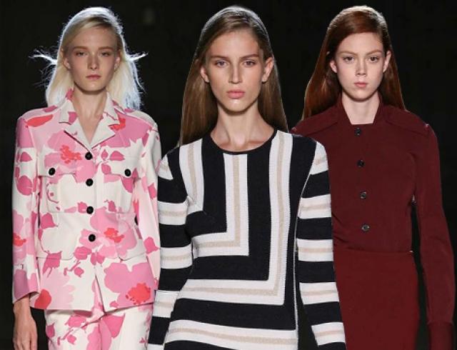 Неделя моды в Нью-Йорке: Victoria Beckham, весна-лето 2015