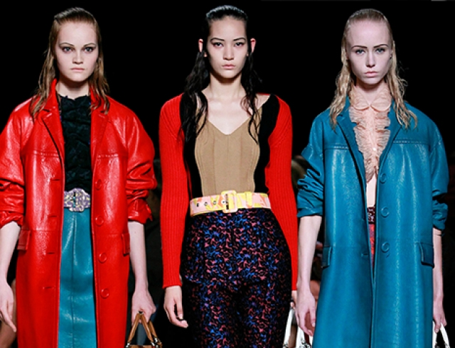 Неделя моды в Париже: Miu Miu, весна-лето 2015