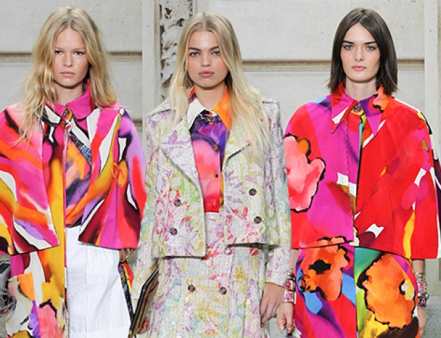 Неделя моды в Париже: Chanel, весна-лето 2015