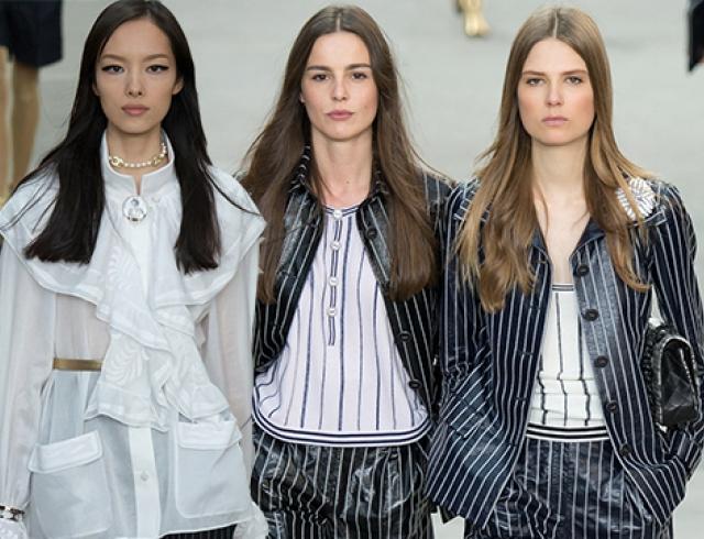 Черно-белые комплекты Chanel