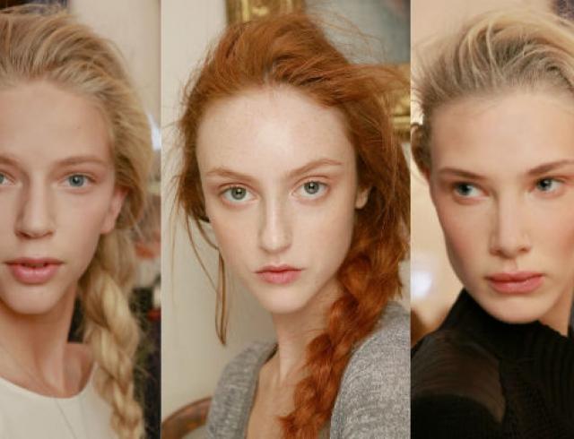 Как заплести 3D-косу