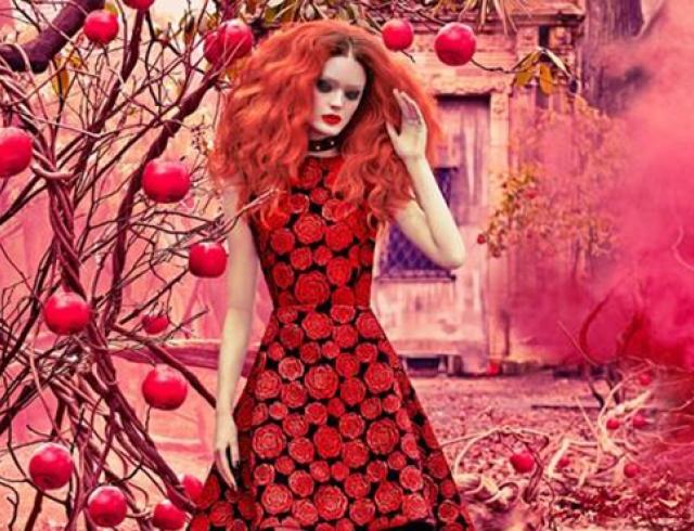 В чем встречать Новый год: дизайнерские платья напрокат