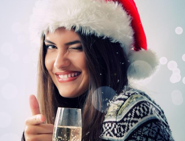 Как шампанское определяет характер девушки