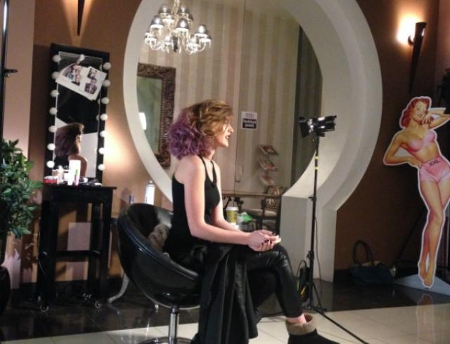 Встречай Pink январь-февраль с победительницей «Супермодель по-украински»