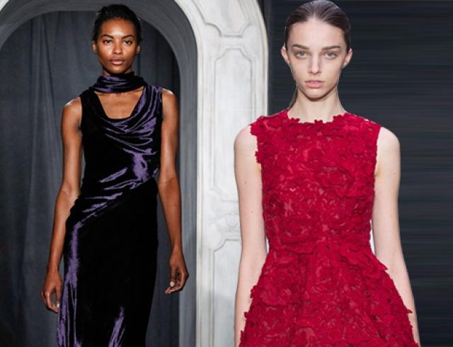 В чем встречать Новый год: 30 красивых платьев