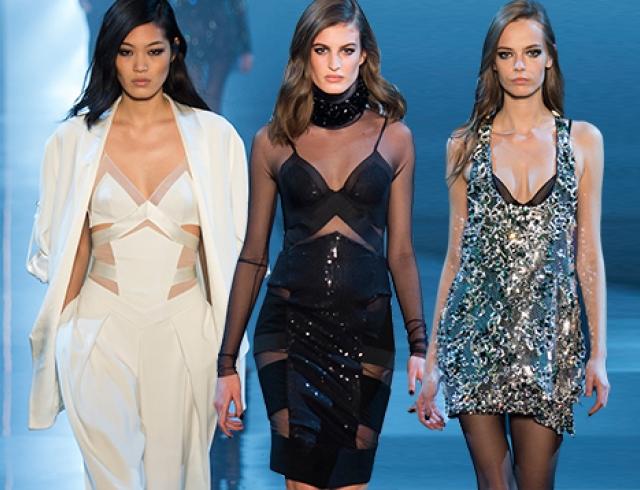 Неделя высокой моды в Париже: коллекция Alexandre Vauthier, весна 2015