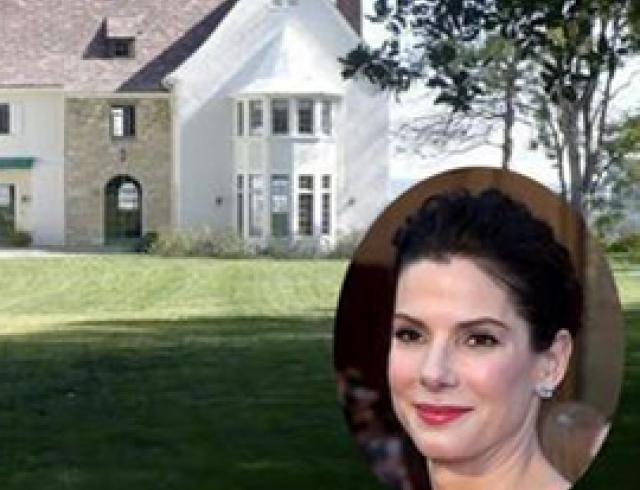 Сандра Баллок купила особняк за $23 миллиона. ФОТО