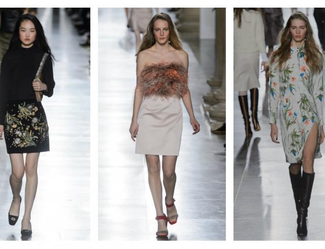 Неделя моды в Лондоне: Topshop Unique осень-зима 2015/16