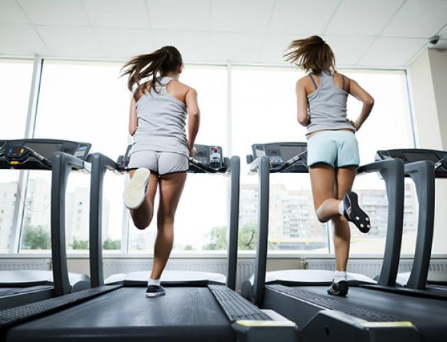 Можно похудеть бегая на бегавой дорожке