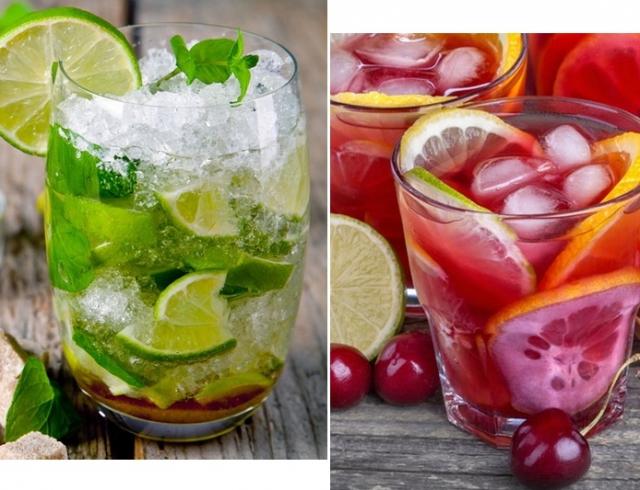 Рецепты напитков безалкогольных в домашних условиях