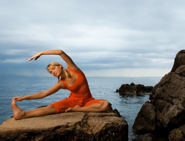Йога для похудения: как заниматься правильно