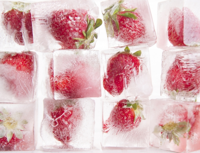 Как правильно заморозить клубнику: делаем заготовки на зиму