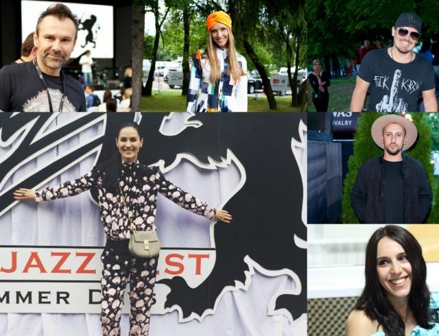 В джазе не только девушки: как украинские знаменитости слушали джазменов во Львове