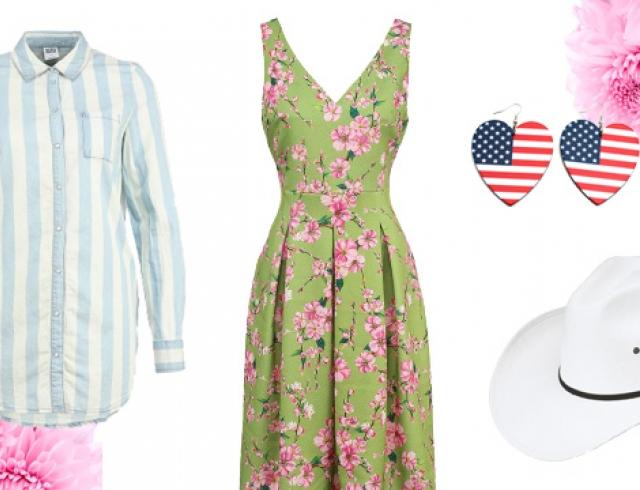 День Независимости США: как одеться в американском стиле