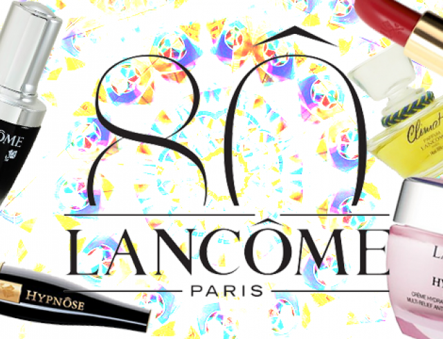 К 80-летию Lanсome: легендарные средства дома, о которых знает каждый