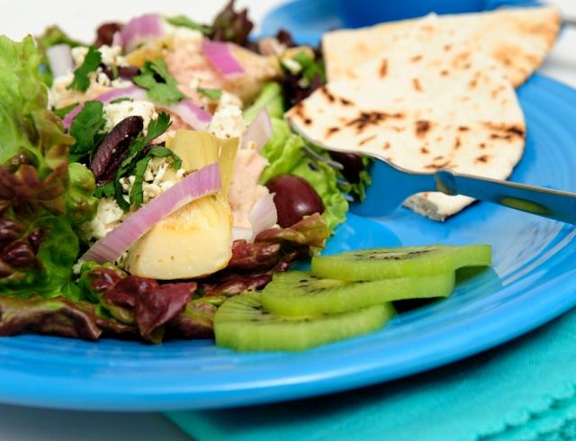 Все буде смачно 07.07.2015: рецепт низкокалорийного салата от Наоми Кэмпбелл