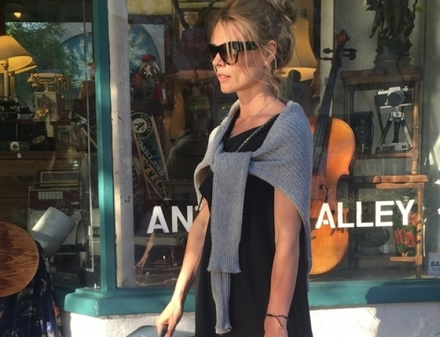 Ольга Фреймут в Санта-Барбаре: бутик-отель с собаками и винтажный шоппинг ведущей