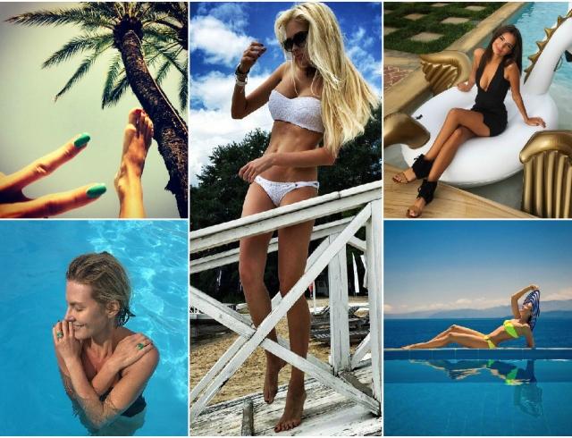 Звезды на отдыхе: как проводят лето знаменитости