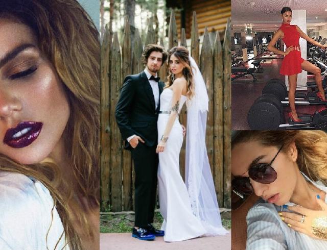 Чем занимались звезды на прошлой неделе: свадьбы и гастроли