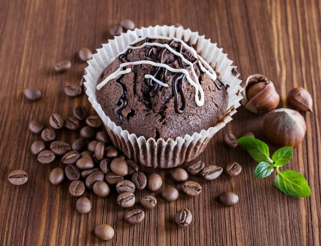 Все буде смачно 19.07.2015: шоколадные маффины с цукатами
