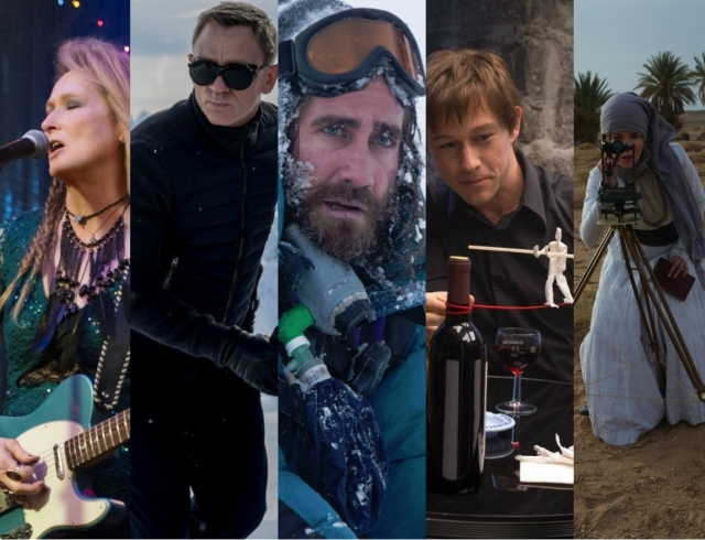 Cамые ожидаемые премьеры 2015: новый Бонд, рок-звезда Мэрил Стрип и экранизации реальных историй