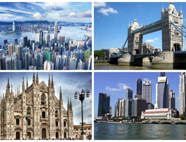 Какой город является самым популярным среди туристов