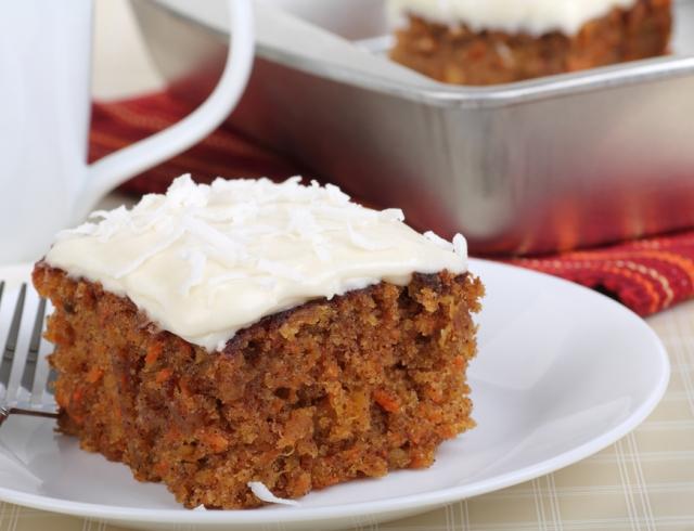 Все буде смачно 06.09.2015: морковные кексы с корицей