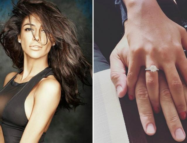 Санта Димопулос в третий раз вышла замуж: кольцо с бриллиантом и секретный супруг