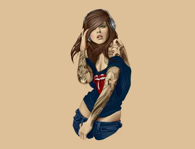 Стоит ли делать татуировку: мнение экстрасенса
