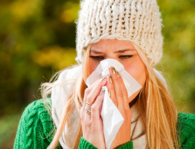Почему осенью возникает аллергия
