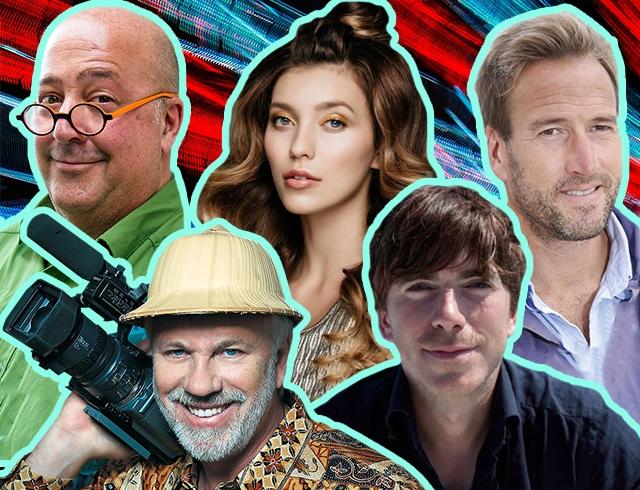 Кем вдохновляться: 7 самых известных телепутешественников