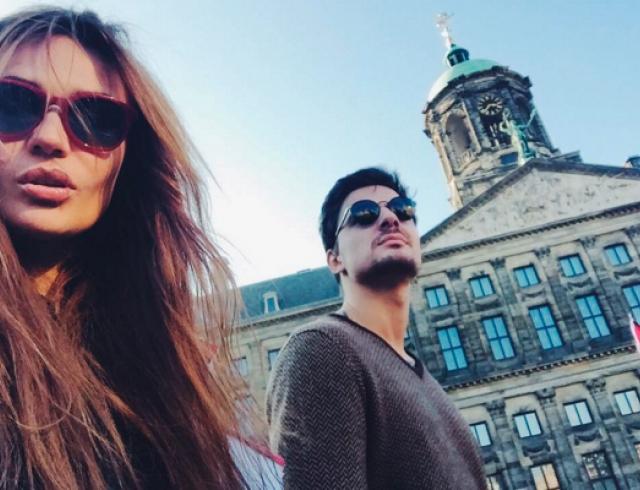 Каникулы в Амстердаме: Алена Водонаева тайно сыграла свадьбу?