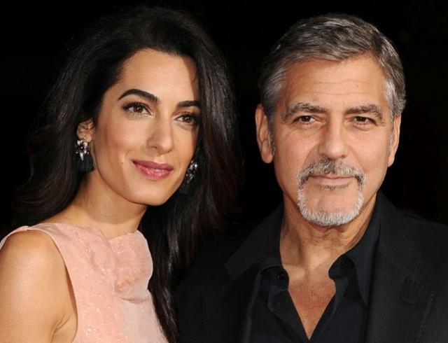 СМИ: Джордж Клуни и Амаль Аламуддин ждут ребенка