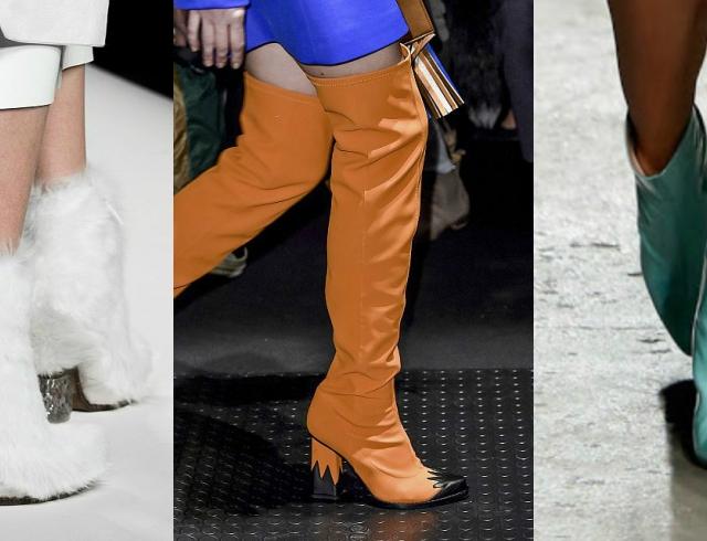 Самые актуальные модели зимней обуви: цены и магазины