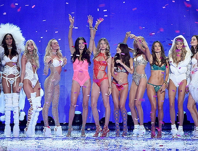 Грандиозный 20-й показ Victoria's Secret: как это было