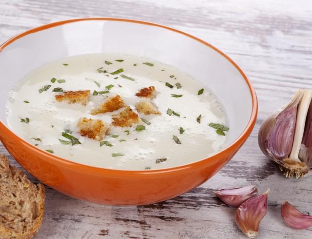 Все буде смачно 11.11.2015: чесночный суп со сливками