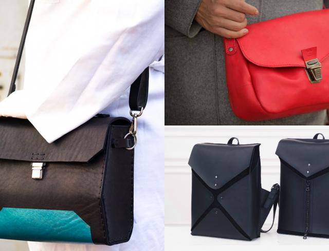 Где купить модную сумку: 5 брендов на ярмарке украинских производителей