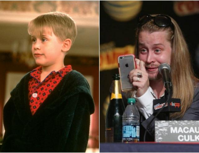 Мы помним их другими: 5 актеров рождественских фильмов, которые сильно изменились