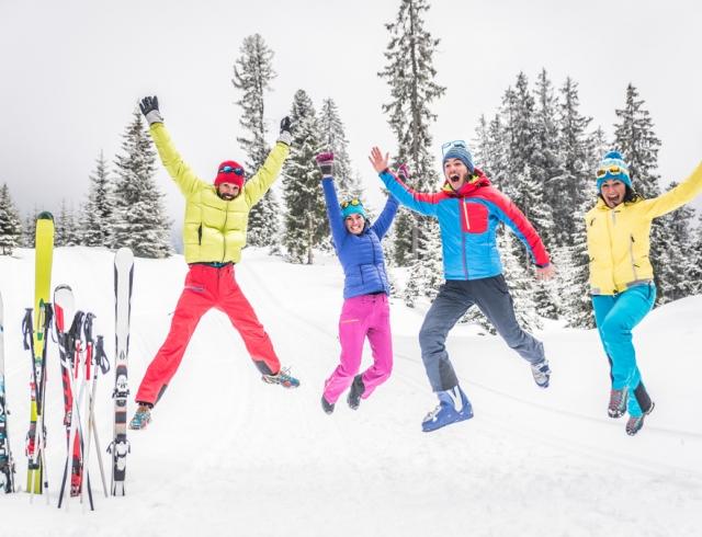 Популярный горнолыжный курорт Буковель: раздолье для любителей зимнего отдыха