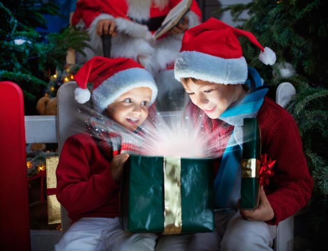 Куда пойти с детьми: новогодние каникулы в Киеве