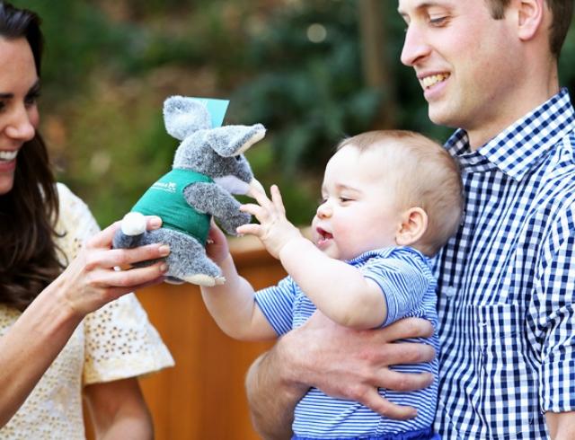 Садик для принца: маленький принц Джордж пойдет в садик за 33 фунта в день