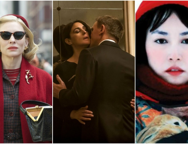 Лучшие фильмы 2015 года в одном ролике
