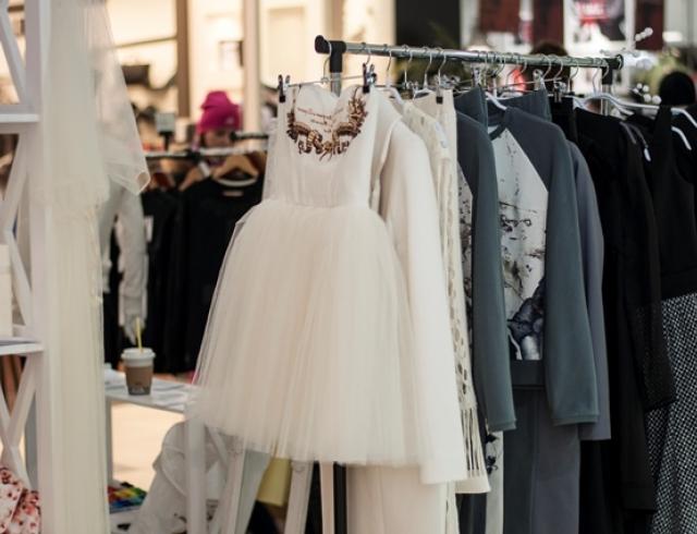В Киеве состоялся модный проект Sky Mall Shopping Days